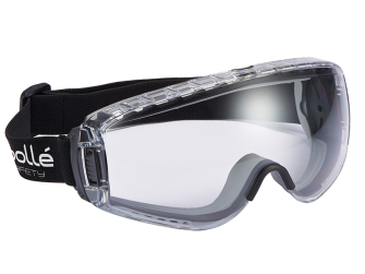Bolle Pilot Safety Goggles Clear - Safety Goggle