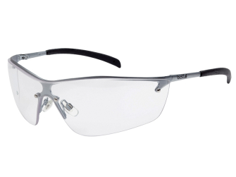 Bolle Silium Safety Glasses - Clear - Safety Glasses