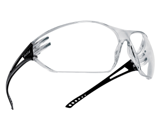 Bolle Slam Safety Glasses - Clear - Safety Glasses