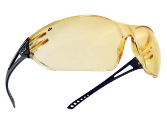 Bolle Slam Safety Glasses - Yellow - Safety Glasses