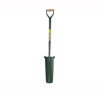 Bulldog All Metal Newcastle Draining Tool 5NDAM - Shovel for Drai
