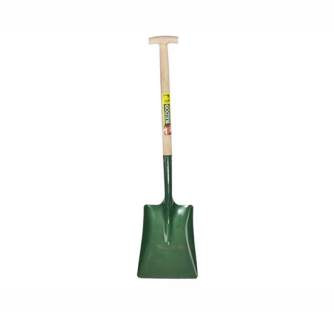 Bulldog Open Socket Square Shovel No.2T 2SM2T - Square Shovel