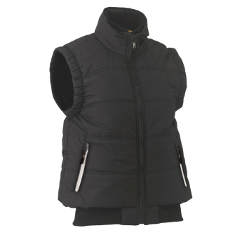 Bisley Workwear Women's Puffer Vest - Various Colours/Sizes