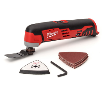 Milwaukee C12MT-0 Compact Cordless Multi Tool 12 Volt Naked