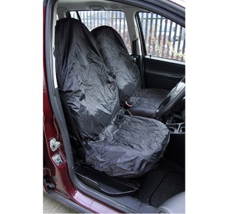 Sealey CSC5 Front Seat Protector Set 2pc Lightweight