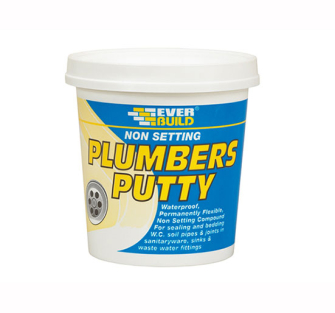 Everbuild Plumbers Putty 750gm 113 - 750g