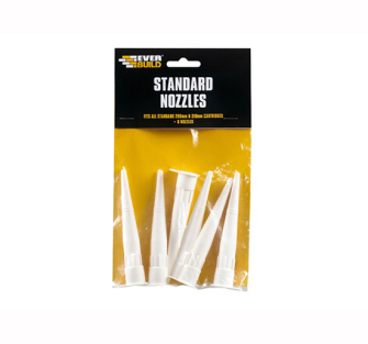 Everbuild Standard Nozzle Pack of 6 - Pack of 6
