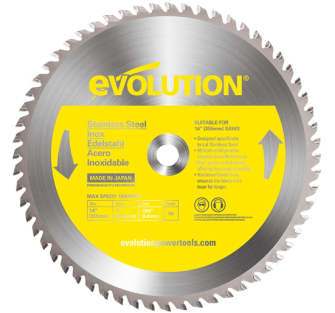 Evolution TCT Stainless Steel Cutting Blade - 355mm - 90TBLADE