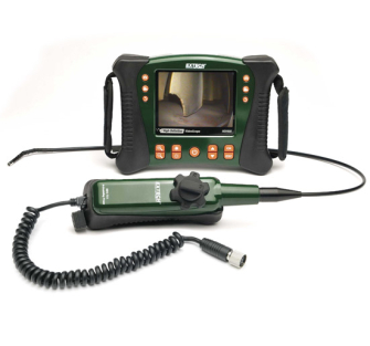 Extech HDV640 Borescope Inspection Camera HD - HDV640 Videscope