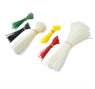 Faithfull Cable Ties - Barrel Pack of 400 - Pack of 400
