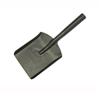 Faithfull Coal Shovel One Piece Steel 150mm - Shovel Coal