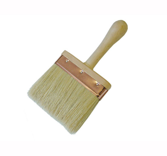 Faithfull Dusting Brush 100mm (4 inch) - Brush Paperhanging