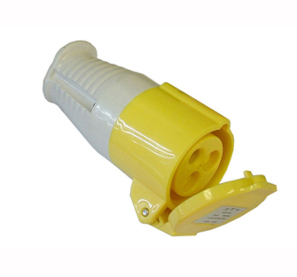 Faithfull Power Plus 110 Volt Replacement Yellow Sockets