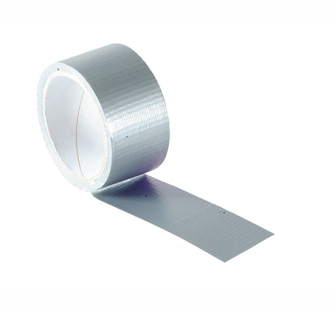 Faithfull Power Stik Waterproof Tape 50mm x 10m Silver - Tape Wat