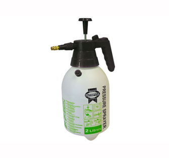 Faithfull Pressure Sprayer Hand Held 2 Litre - Sprayer Garden