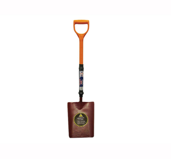 Faithfull Taper Mouth Shovel Fibreglass insulated Shaft YD - Shov