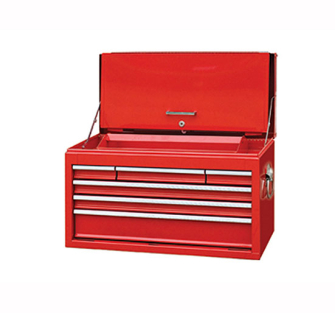 Faithfull Toolbox, Top Chest Cabinet 6 Drawer - 6 Drawer