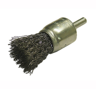 Faithfull Wire End Brushes - 12 x 20mm 0.30mm