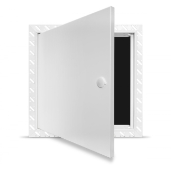 FlipFix Access Panels - Non Fire rated Beaded frame - Standard lock - 300X300mm