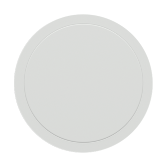 FlipFix Circular Access Panels - Non-Fire Rated Picture Frame