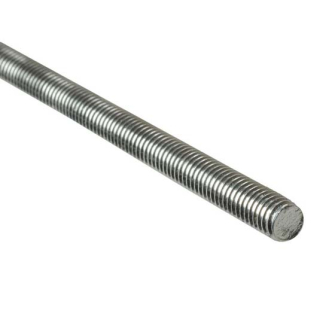 ForgeFix Threaded Rod, A2 Stainless Steel - Various sizes