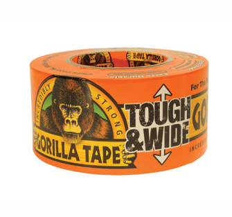 Gorilla Glue Gorilla Tape Tough & Wide 73mm x 27m - 27m