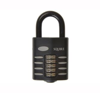 Henry Squire CP60 Push Button Combination Padlock 60mm - 60mm Pad