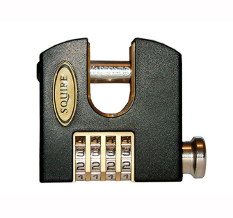 Henry Squire Stronghold Recodeable Padlocks