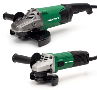 Hitachi Angle Grinder Twin Pack 230mm & 115mm - G23ST/G12STX