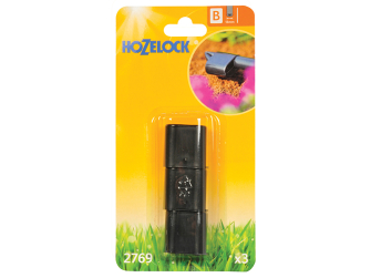 Hozelock End Plug 13mm (3 Pack) - Auto Watering