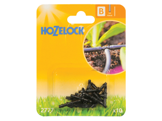 Hozelock T Piece 4mm (10 Pack) - Auto Watering