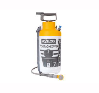 Hozelock 4140 4 in 1 Multi Use Portashower - 4140A0000 Sprayer Ga