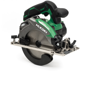 HiKOKI / Hitachi C18DBAL/J4 18V Circular Saw Brushless - Bare Unit  - C18DBAL/J4