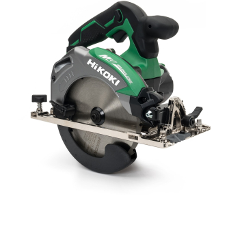 HiKOKI C3606DA/J3Z MultiVolt Cordless Circular Saw 165mm - Bare Unit - C3606DA/J3Z