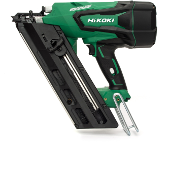 HiKOKI / Hitachi NR1890DBCL 18v First Fixed Framing Nailer - Bare Unit - NR1890DBCL