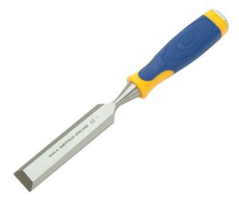 Irwin Marples MS500 Soft Touch Bevel Edge Chisel 6-50mm
