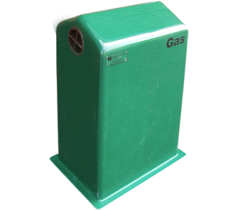 Mitras IS5049 GCG55 Gas Governor Housing