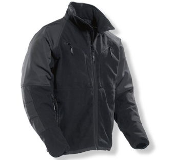 Jobman 1245 Layer3 Fleece - Black