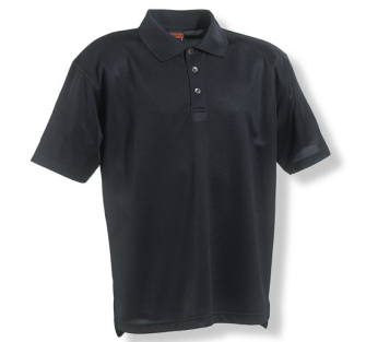 Jobman Drytech 5587 BLACK Polo Shirt
