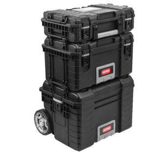 Keter Stack Professional Tool Storage System Toolbox