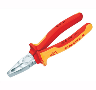 Knipex VDE Combination Pliers