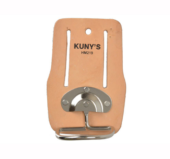 Kuny's HM219 Leather Swing Hammer Holder - Belts to 2 3/4in Wide