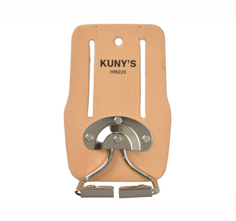 Kuny's HM220 Leather Snap in Hammer Holder - Belts to 2 3/4in Wid