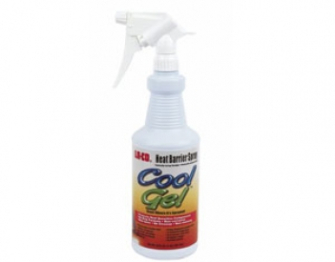 La-Co Cool Gel Heat Barrier Spray