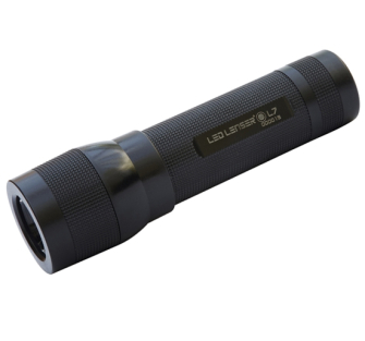 LED - L7 Light Polycarbonate Torch 85hr 98 Lumen - With 2 x AAA B