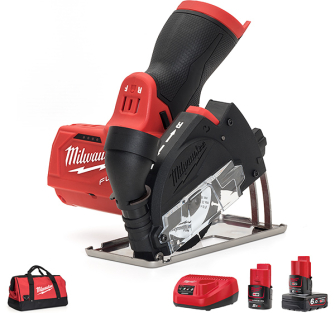 Milwaukee M12FCOT-622X 12V Multi-material Cut Off Tool - Kit