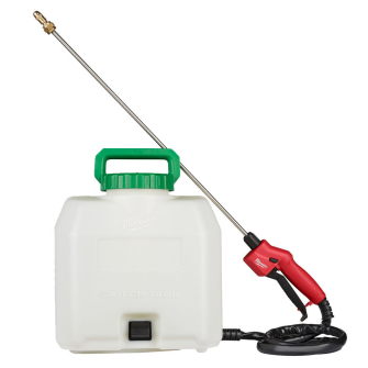 Milwaukee M18BPFP-CST 18V M18 Back Pack Fluid Pump Chemical Spraying Tank - Bare Unit