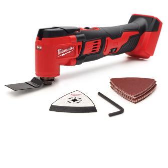 Milwaukee M18BMT-0 Multi-Tool 18 Volt - Bare Unit - Bare Unit