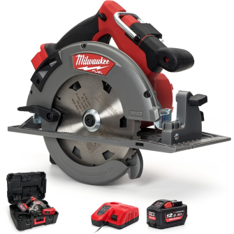 Milwaukee M18FCS66-121C Fuel 184mm Circular Saw with 12.0Ah Batte