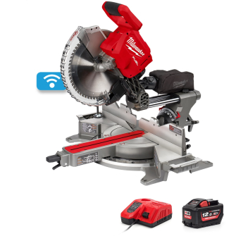 Milwaukee M18FMS305-121 18V 305mm M18 FUEL Mitre Saw Kit